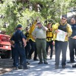 Two hikers rescued Saturday