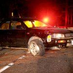 Driver leaves scene of Hwy. 243 crash