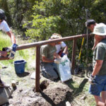 Adopt-A-Trail volunteers help protect Santa Rosa Wilderness
