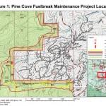 Forest Service plans fuel break maintenance