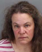 Karen Lynne Epperly-Sundsten Courtesy Riverside County  Sheriff's Department