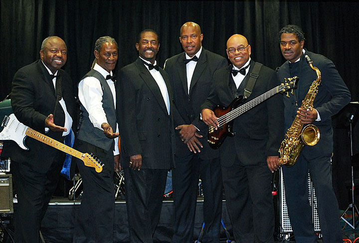 The Blue Breeze Band is lined up to perform Aug. 14. Photo courtesy Blue Breeze Band