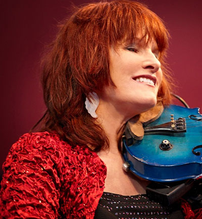 Lisa Haley and her Zydekats will perform next Thursday, Aug. 21, at the Idyllwild Summer Concert Series. This is the final concert of 2014. Photo by Peter Figen