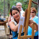 PHOTOS: Second Saturday Art Fair …