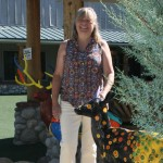 World traveler at home in Idyllwild