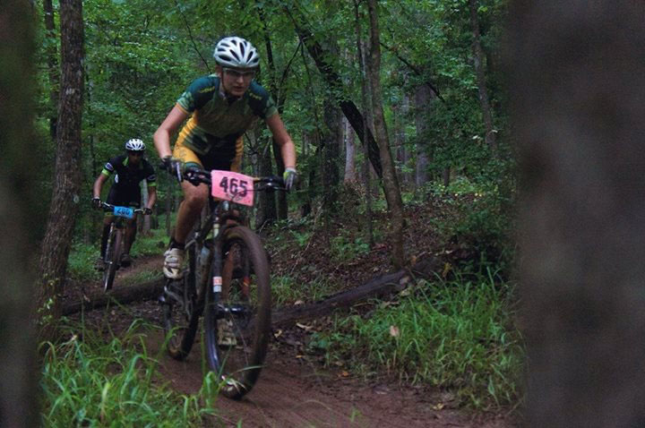 Emma Klingaman of Idyllwild is a sophomore on the Lees McRae College, North Carolina Cross Country cycling team. She has two second-place finishes in her last two races. The season ends in December.  Photo courtesy of Mike Morton