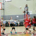 Idyllwild School volleyball