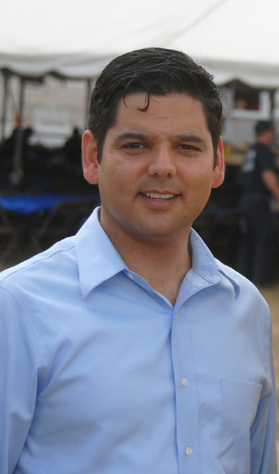 U.S. Rep. Dr. Raul Ruiz File Photo