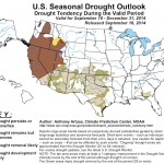 Dry and drier: forecast drought