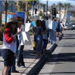 Hemet teachers stage protest after failed negotiations