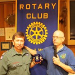 Clubs: Rotary Photos and Idyllwild Conversations