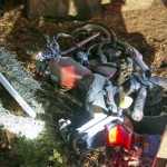 Motorcycle accident in Idyllwild, rider dies