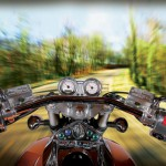 Another Point of View: Motorcyclists document  their own close calls