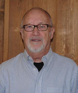 Richard Schnetzer, new Fern Valley Water District director. Photo by J.P. Crumrine