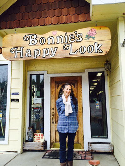 Bonnie Wolf closed Bonnie's Happy Look after 37 years. Photo by Marshall Smith