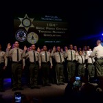 Sixty recruits pass law enforcement academy