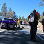 Crash Sunday at Nature Center