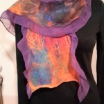 Art Alliance offers workshop on silk scarf making