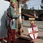 PHOTOS: Town Hall kids have castle fun