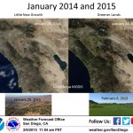 Drought more likely than relief in 2015