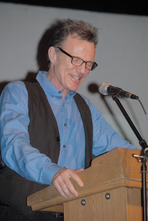 John Pennington, artistic director of the Pennington Dance Group, and 14 years with the Bella Lewitzky Dance Company. Photo by J.P. Crumrine