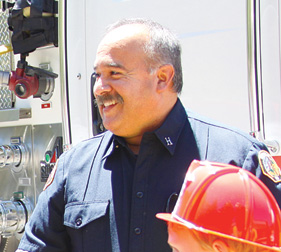 Capt. James Reyes File photo