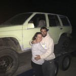 Jeep recovered through Facebook networking
