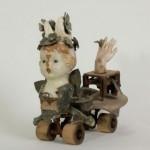 Local artist Karla Leopold wins major sculpture competition