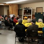 Town Hall meeting message: To keep crime down, keep Sheriff's Department involved