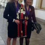 HHS wins in mock trial competition