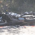 Major injuries in Mountain Center crash