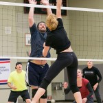 Volleyball: Pizza v. Lumber