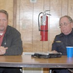Pine Cove hears about new ambulance service