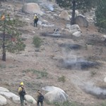 Forest Service conducting burns in Idyllwild