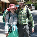 PCT hiker bypass creates safer route