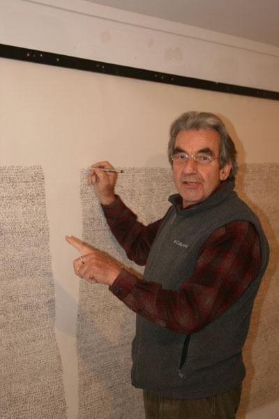 Idyllwild Arts faculty member David Reid-Marr. Photo by Marshall Smith