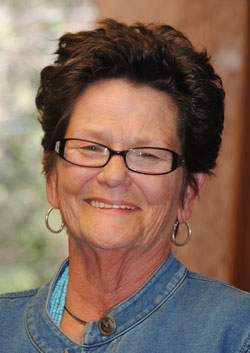 Karen Patterson, executive director, Idyllwild HELP Center.
