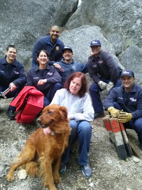 Cal Fire Station 23 crews saved Aslan