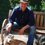 Last year for Santiago's Idyllwild Author Series