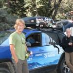 Climbers meet to improve Idyllwild climbing trails