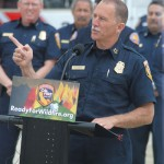 Cal Fire chief warns about impending wildfire season