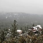 Spring snowstorm surprises