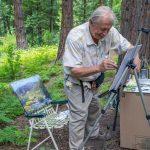 Idyllwild becomes a vibrant outdoor art studio