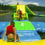 Grand opening of Lake Hemet Water Park