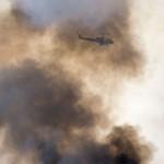 Fire burns 2 acres on  Toro Peak