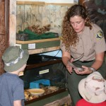 Vacant Nature Center interpreter position on list to be filled