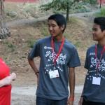 Tri-county high school students learn Red Cross skills