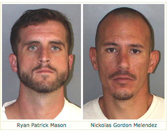 Booking photos courtesy Riverside County Sheriffs Department