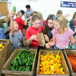 Idyllwild School students learn about farming