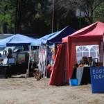 Art, Farm and Flea market emphasizes country